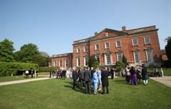 Northamptonshire wedding